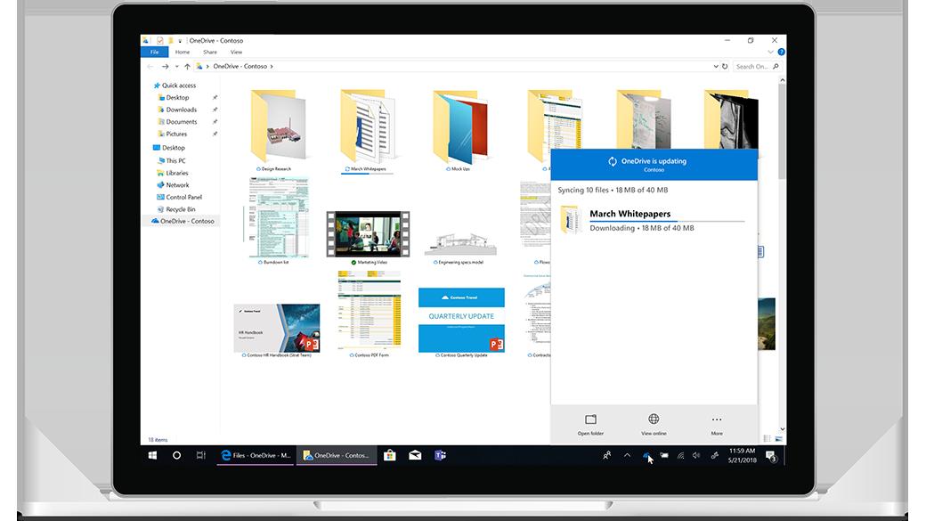 Microsoft 365 Onedrive ANL IT