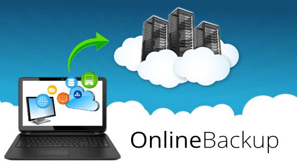 Online backup ANL IT